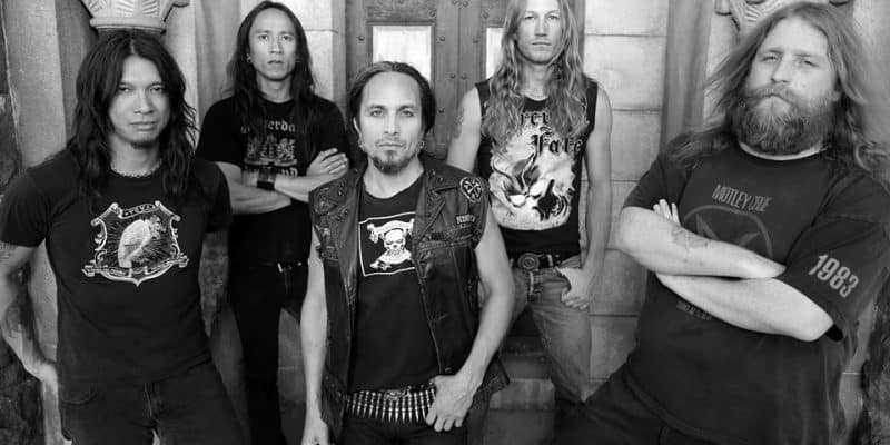 Death Angel i KB18, 26.7.2015 + Flotsam & Jetsam (support)