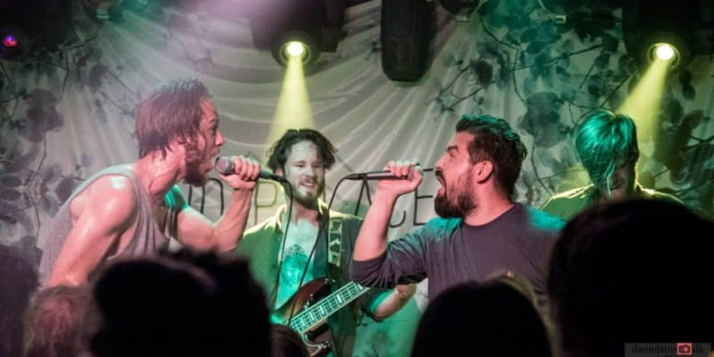 Dobbelt op på debut-album release fra Odd Palace og Royal Mob