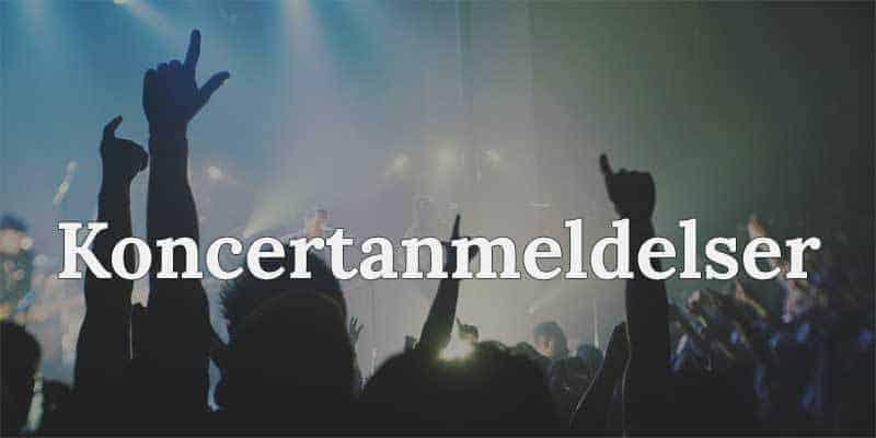 koncertanmeldelser