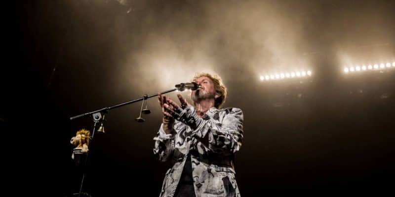 Jon Anderson (Yes) - Foto: Majbritt Press