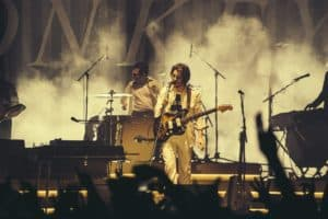Arctic Monkeys - Primavera - Foto: Sergio Albert