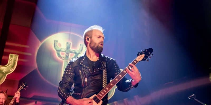 Judas Priest og The Metal God indtog Royal Arena