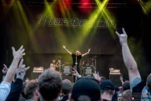 Mustasch - foto: Daniel Slater