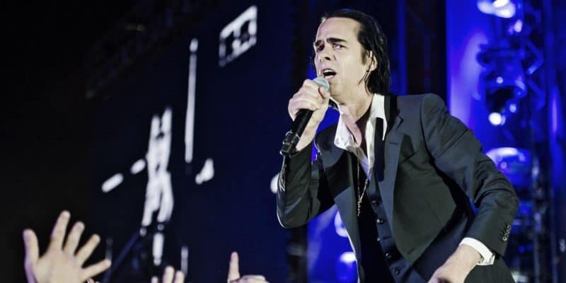 Nick Cave tryllebandt primavera med sin sortsjælede poesi-rock