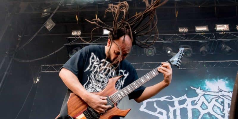 Give me convenience or give me death! – Suffocation på Copenhell