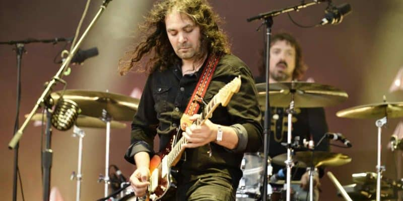 The War on Drugs - Primavera - Foto: Eric Pamies