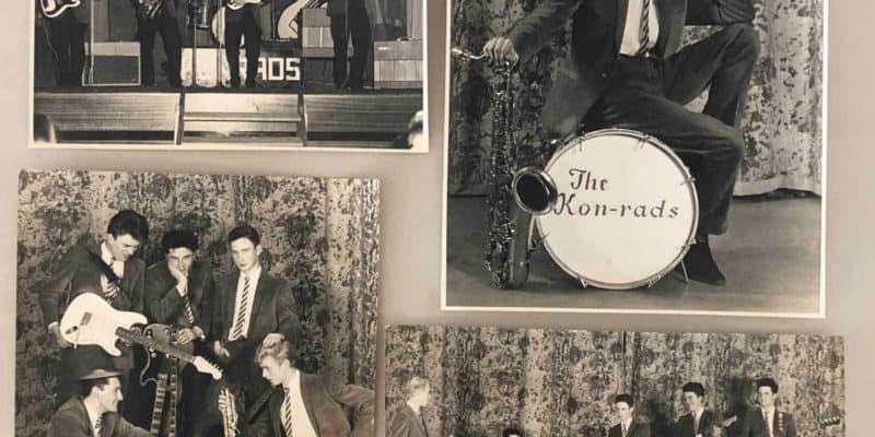 Bowie The Konrads - Foto: Omega Auctions