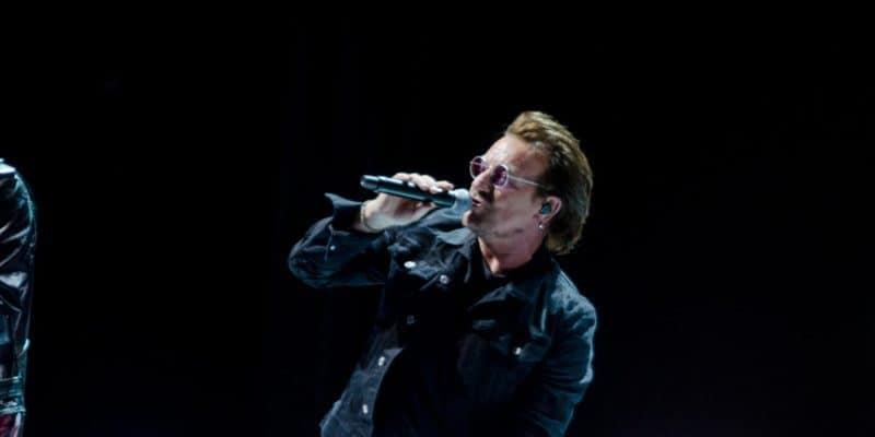 Da U2 blev sluppet løs i Arenaen