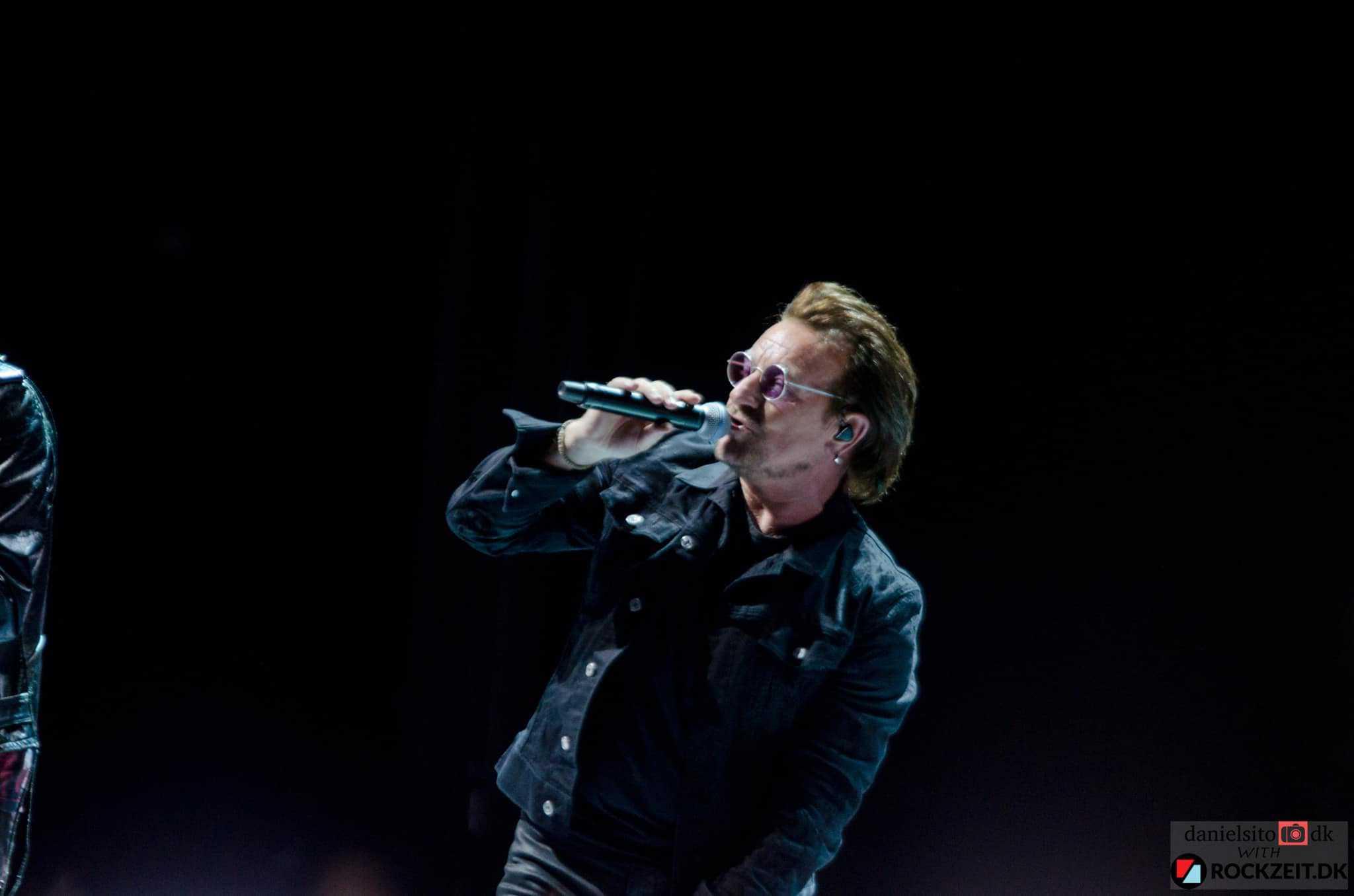 22b4722dcaf Da U2 blev sluppet løs i Arenaen