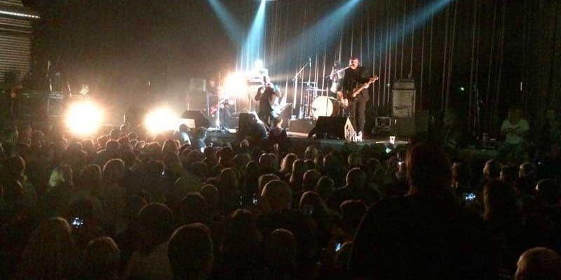 Fantastisk Baal koncert i Amager Bio