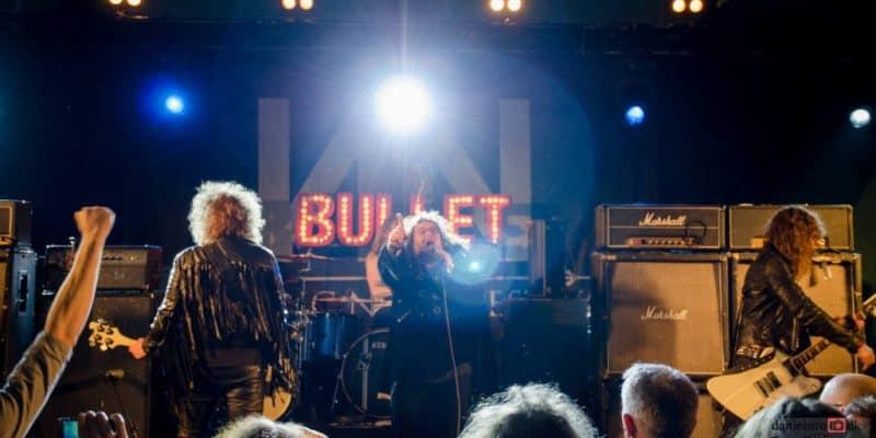 Bullet slog hårdt på Nordic Noise