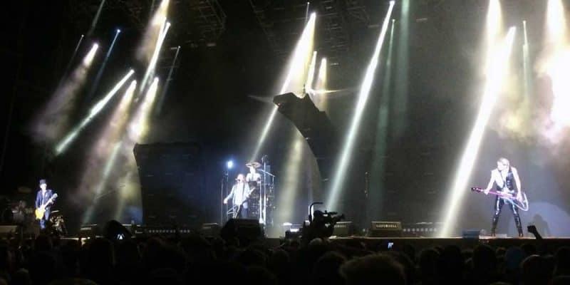 DAD koncert på Copenhell 2014