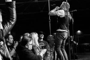 Mustasch - Foto: Morten Okkerholm