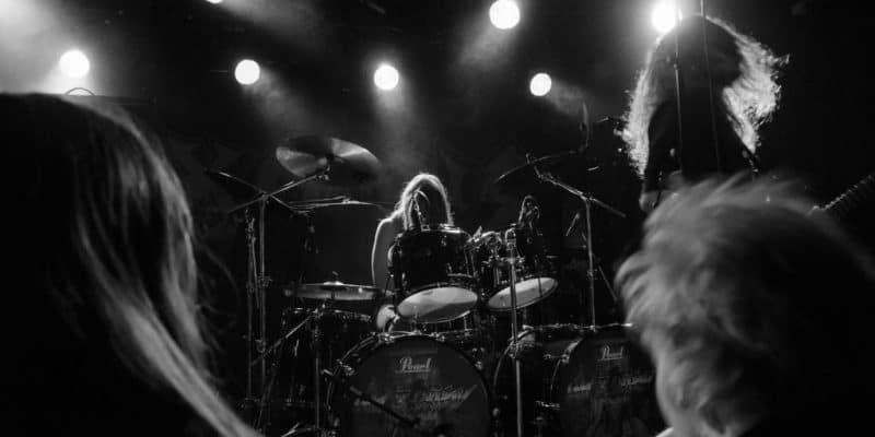 Ur-thrash i Lille Vega: Exodus