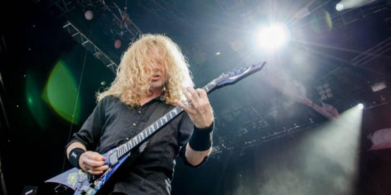 Megadeth på Helveti