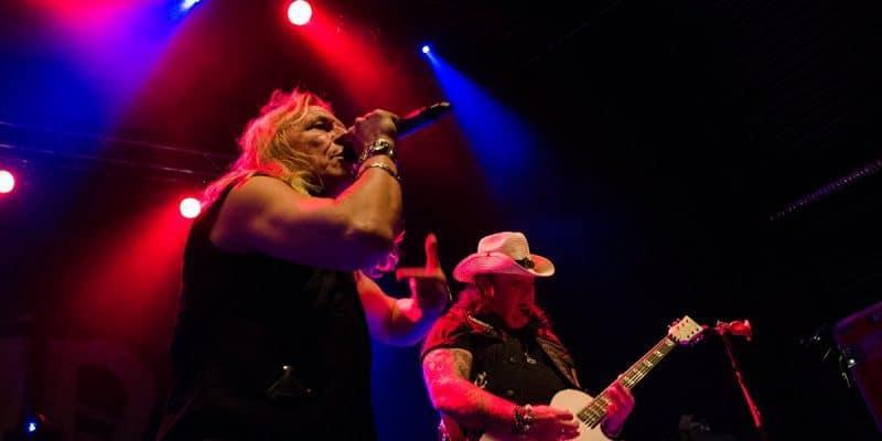 Rockfest i Amager Bio med Hammerfall og Pretty Maids