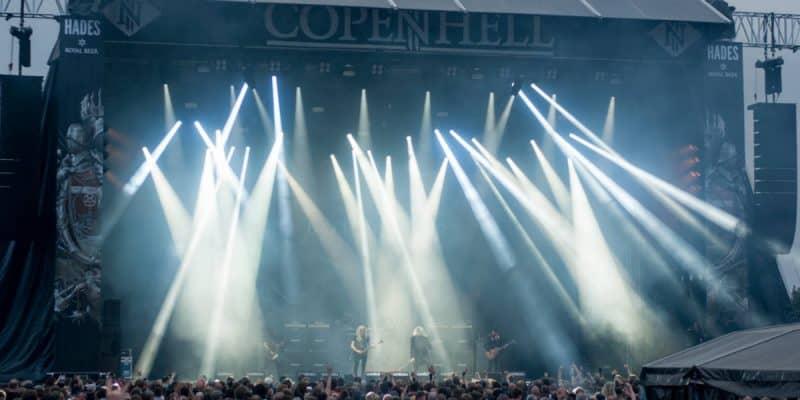 Saxon på Copenhell - Foto: Daniel Slater