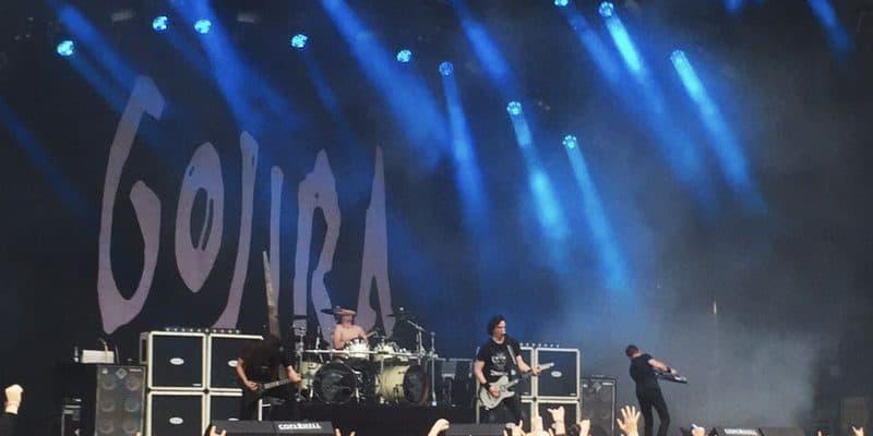 Gojira Copenhell 2015