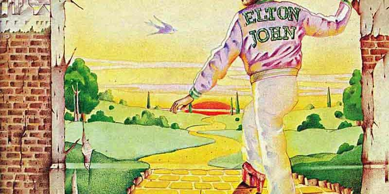 Good Day Yellow Brick Road – Elton John i Forum