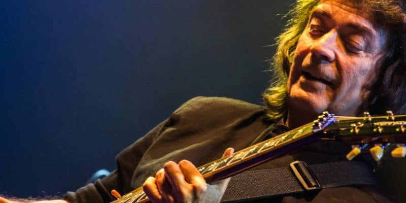 "Interview med Steve Hackett: ""I'm at my happiest when I'm exploring the unfamiliar"""