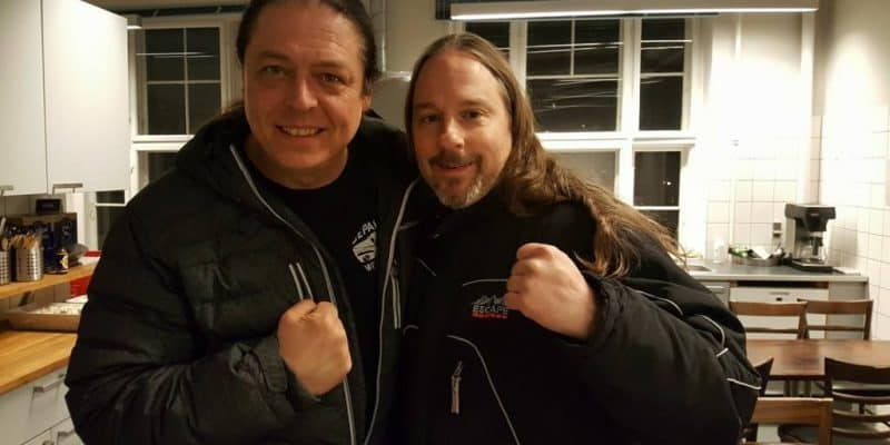"Hammerfall guitarist Pontus Norgren: ""Basically we just want to write great songs"""