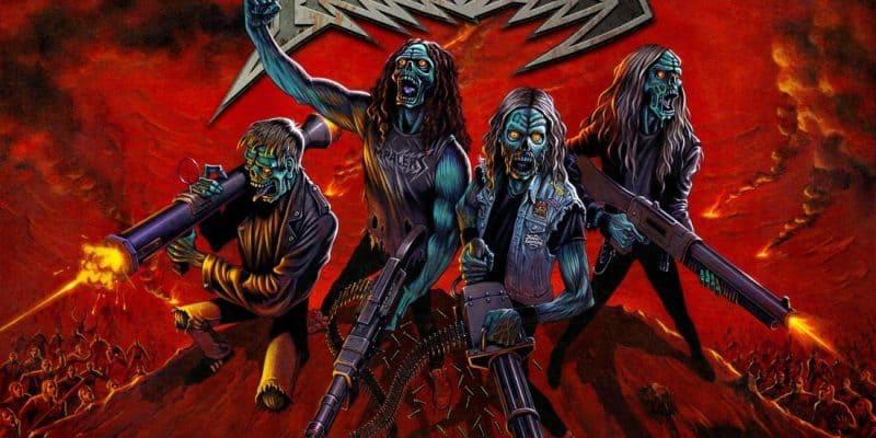 "Impalers er aktuelle med ""God From The Machine"" & ""We Prepare For War"""