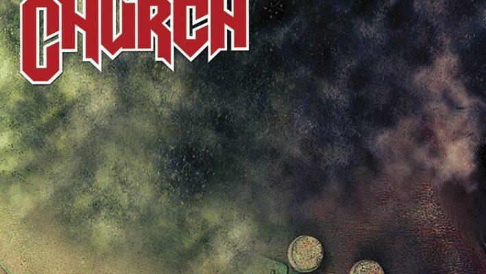 Til gudstjeneste i Metal Kirken for 11. gang