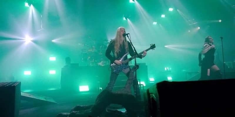 Glædeligt gensyn med Marco Hietala fra Nightwish