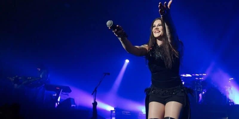 Magiske Nightwish i forrygende show: Falkoner Salen 16.11.2015
