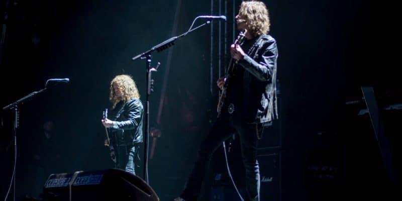 Opeth og styrmand Åkerfeldt holdt tørt hof i Djævlens tronsal