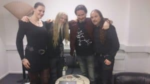 Foto: selveste Troy Donockley, multiinstrumentalisten fra Nightwish