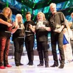 Slade og Sweet koncert på Docken