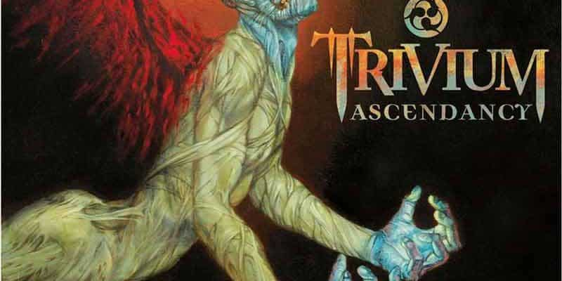 Coveret fra triviums Ascendancy album