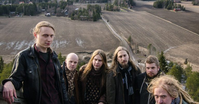 "Corona Skies offentliggører video fra deres kommende album ""Fragments Of Reality"""
