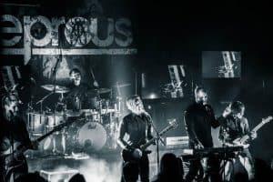 Leprous - Foto: Morten Okkerholm