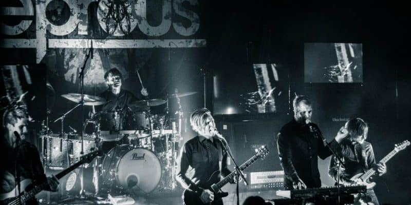 Norsk metal, Forbrændingen 2.10.2015: Leprous + Rendezvous Point & Sphere